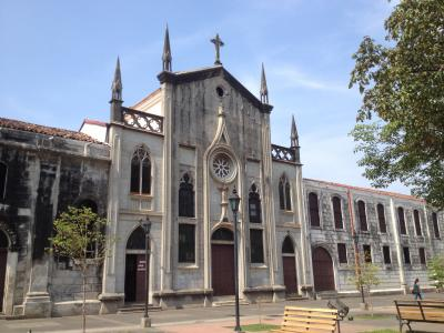 ニカラグア レオン 教会 ブログ