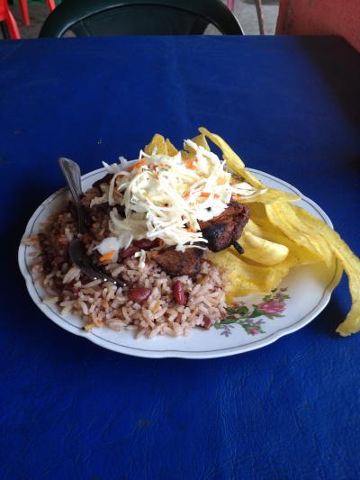 ニカラグア レストラン カルネ アサド