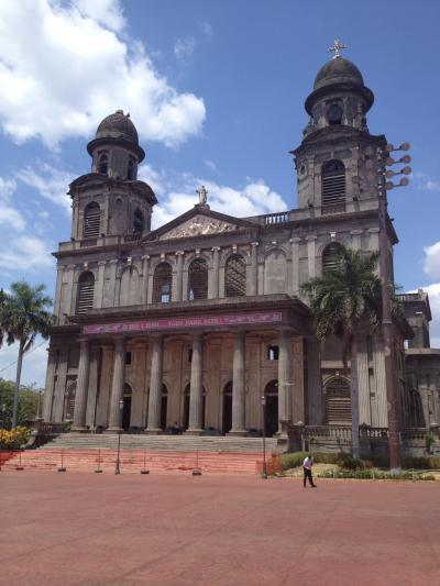 ニカラグア マナグア カテドラル