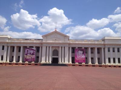 ニカラグア 国立宮殿 FSLN マナグア