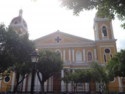 ニカラグア グラナダ カテドラル