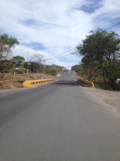 コスタリカ パンアメリカン 道路 ツーリング
