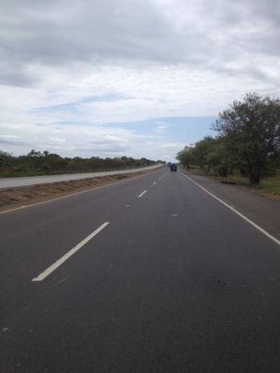 パナマ 道路 ツーリング