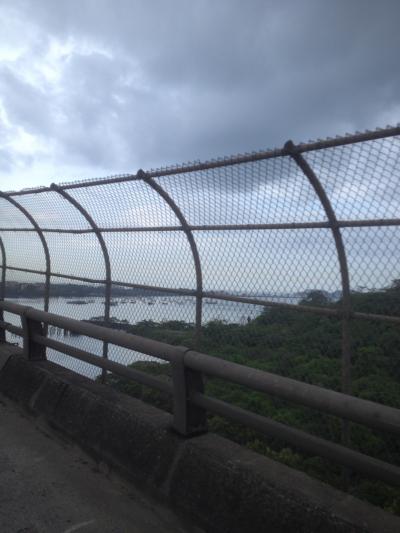 パナマ アメリカス橋 シティー ツーリング ドライブ