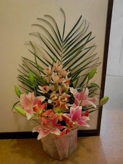 2階正面 ピンク 2014/04/03