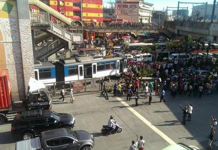 mrt accident Taft inquirer
