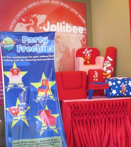 jollibee promo items