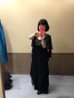詩音の会ドレス