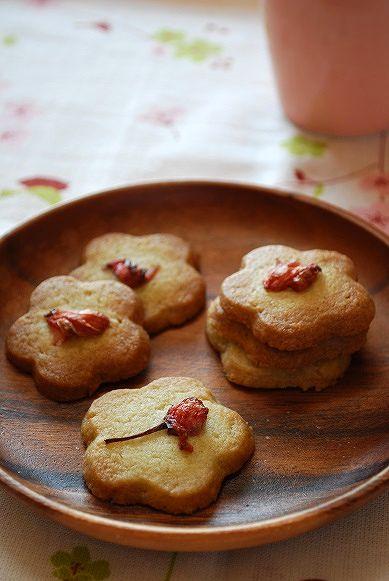 桜クッキー①