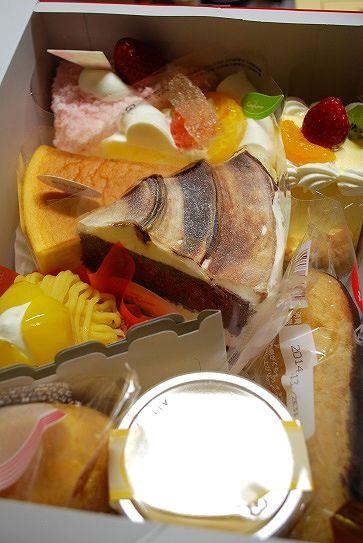 母の日ケーキ②