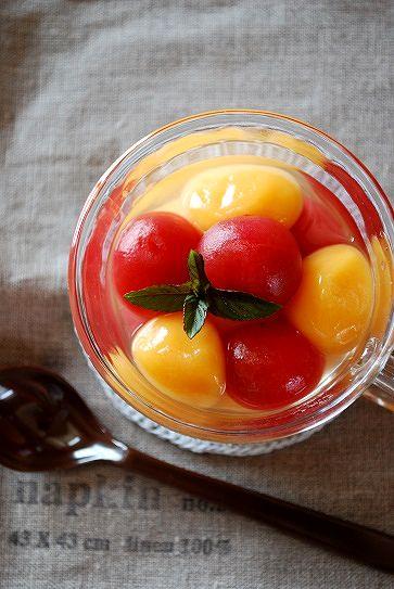 トマト白玉③