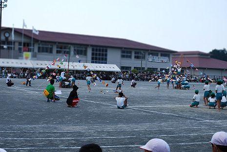小学校運動会②