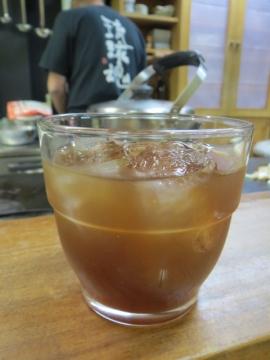 沖縄産 黒糖梅酒 600円