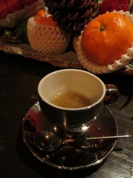 生姜・白菜のスープ