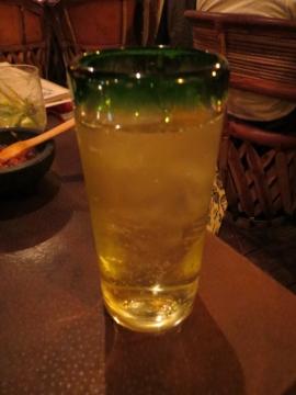 りんご酢テキーラ