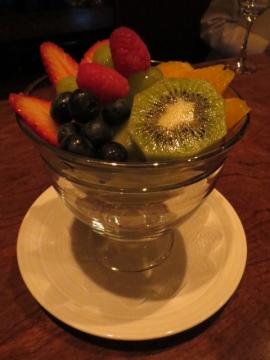 季節のフルーツ 1500円