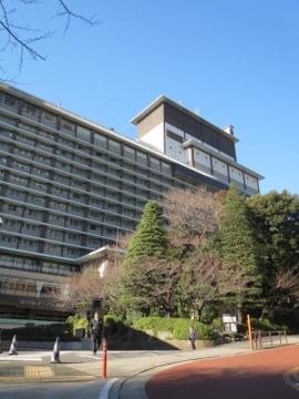 ホテルオークラ別館
