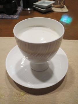 ウィンナーコーヒー 550円