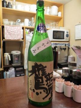 清酒 鷹来屋・特別純米酒 おりがらみ生酒(大分豊後)