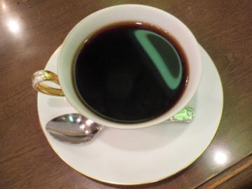 ブレンド珈琲 520円