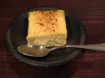 スフレチーズケーキ 380円