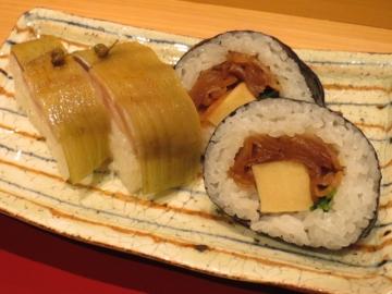 寿司、鯖寿司