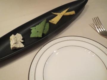 フランス産チーズ3種 600円