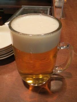 生ビール ジョッキ 880円