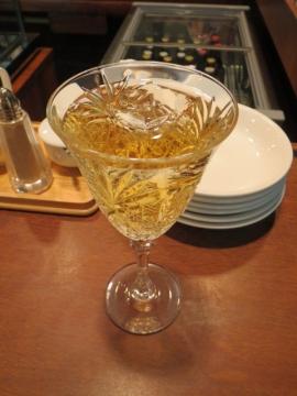 白玉の手作り梅酒 1杯 900円