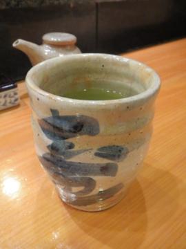 高い頻度で入れ替えられる粉茶