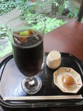 コーヒー(アイス) 550円