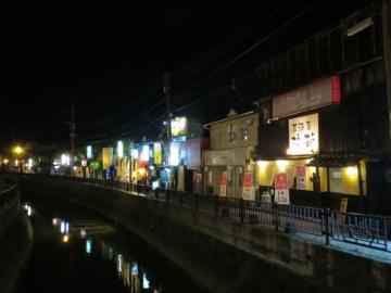 折尾駅から続くこの景色が、あと10年なのでしょうか・・・