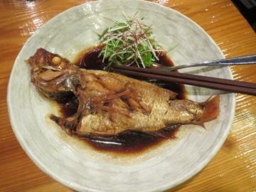 赤むつ煮 1500円
