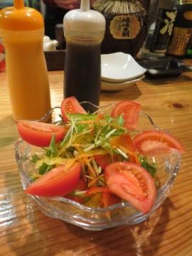 野菜サラダ 400円