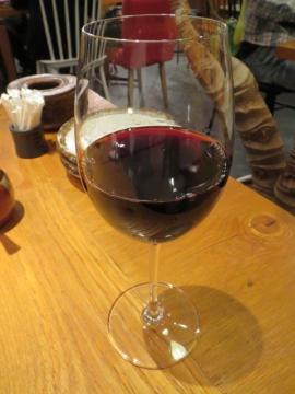 キンタ・ド・コーレイヨ(ポルトガル 赤ワイン) グラス 550円