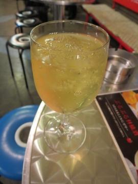 ぷるぷる林檎酒