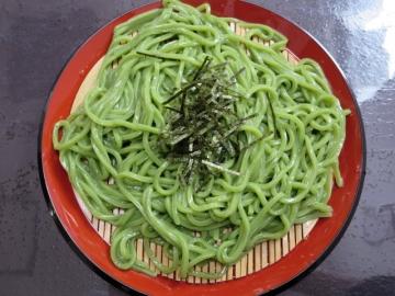 ざるうどん(細麺) 並盛 500円