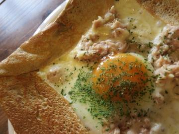 ツナ・チーズ・卵