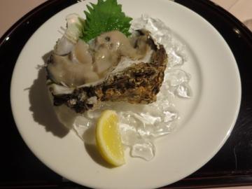 富山産 岩牡蠣 1500円