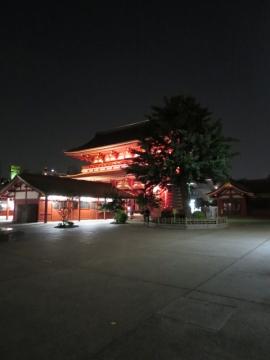 夜の浅草 (2)