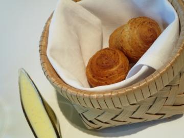 1つ目のパン