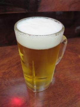 ・生ビール
