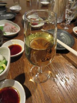 シェリー酒 380円