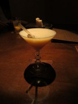 ・桃とシャンパン