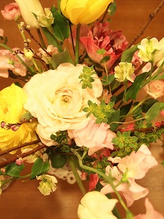 チビこへの花