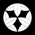 120px-Japanese_crest_Kumai_Sasa_svg.png