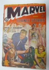 洋雑誌 MARVEL August.1939  Vol.1 No.5