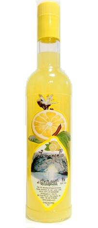 リモンチェッロ ボトル
