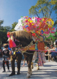 鹿児島神宮・初午祭