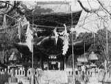 繁根木八幡宮